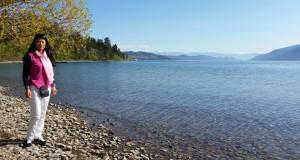 Dena Wvong Life Coach Energy Healer Okanagan Lake 201504